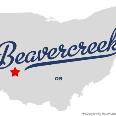 map_of_beavercreek_oh