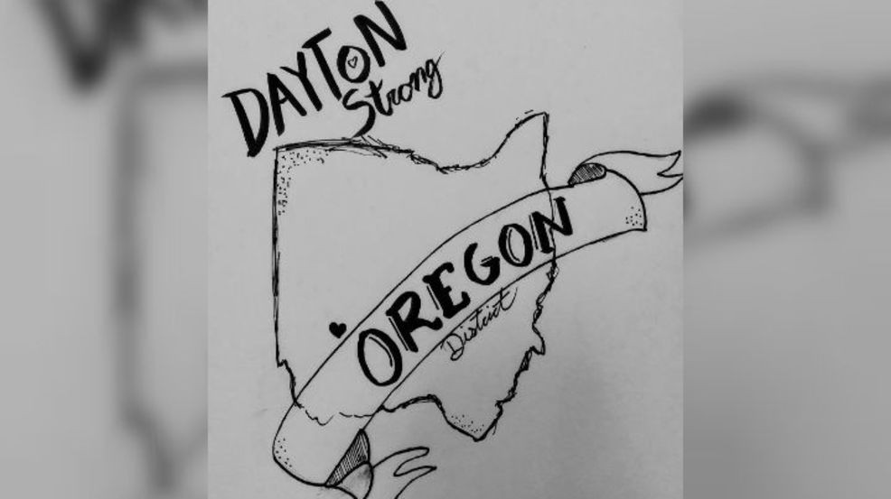 dayton ohio oregon district strong mass shooting